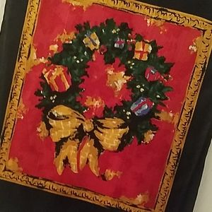 unknown Accessories - Holiday Vibrant Christmas Scarf
